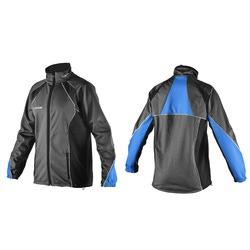 Разминочная куртка Sport365 WS черная