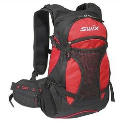 Рюкзак Swix повседневный 16л красн/черный