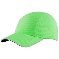Кепка беговая Craft зеленый