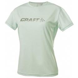 Футболка Craft Active Run Logo женская бриз