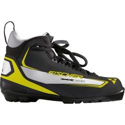 Ботинки лыжные Fischer XS Sport yellow