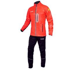 Разминочный костюм JR Nordski WS красный