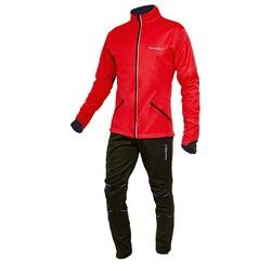 Разминочный костюм M Nordski Premium SoftShell красный