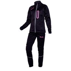Разминочный костюм W Nordski SoftShell черн-роз