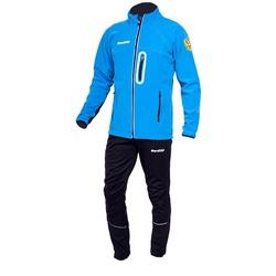 Разминочный костюм JR Nordski WS голубой