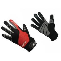 Перчатки лыжные KV+ RACE WS красн/черн