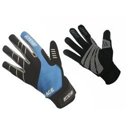 Перчатки лыжные KV+ RACE WS син/черн