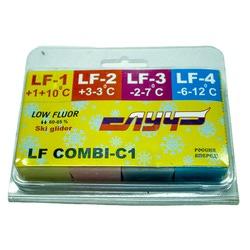 Парафин Луч LF C1 combi 4*25г