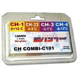 Парафин Луч CH combi (101,102) 4*25г
