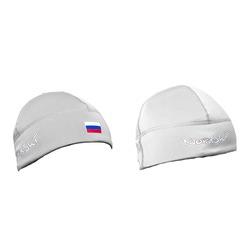 Шапка Nordski Active Rus белая