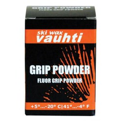 Порошок VAUHTI HF Grip Power (+5-20) grafit 30г