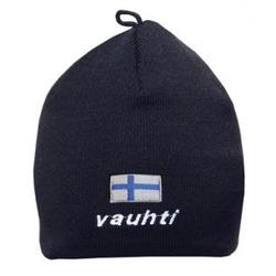 Шапка Vauhti Flag Finland черн