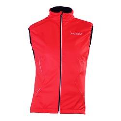 Жилет NordSki W Premium SoftShell женский красный