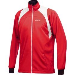Куртка Craft Touring тренировочная мужская красная