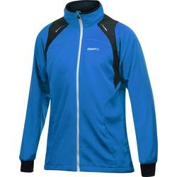 Куртка Craft Touring тренировочная мужская син/чёрн
