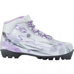 Ботинки лыжные Spine Lady NNN