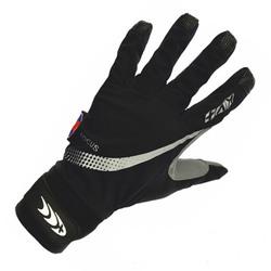 Перчатки KV+ Focus сер/черный