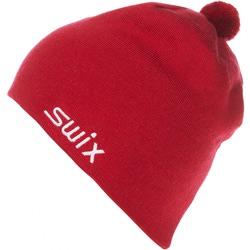 Шапка Swix Tradition красный