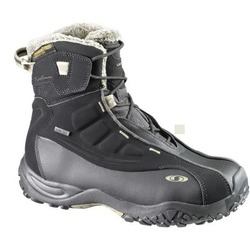 Ботинки трекинговые Salomon B52 черн/черн