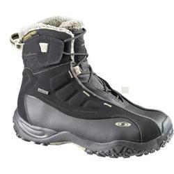 Ботинки трекинговые Salomon B52 черный