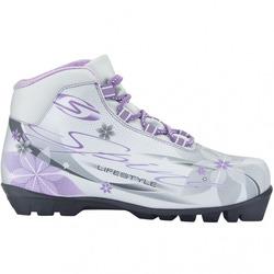 Ботинки лыжные Spine Lady SNS