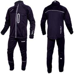 Разминочный костюм M Nordski SoftShell черн/сер
