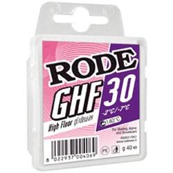 Парафин RODE высокофтор. 40 г. (-2..-7)