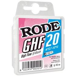 Парафин Rode HF (-6-12) blue 40г