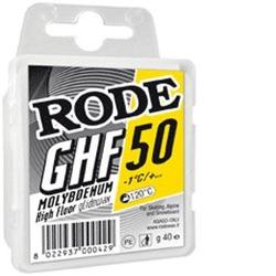 Парафин RODE высокофтор.+молибден 40 г. (-1..+10)