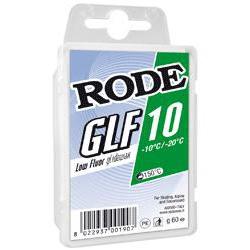 Парафин Rode LF (-10-20) green 60г