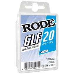 Парафин Rode LF (-6-12) blue 60г