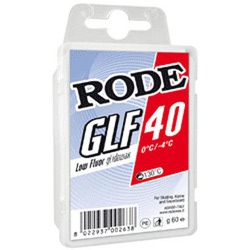 Парафин Rode LF (0-4) red 60г