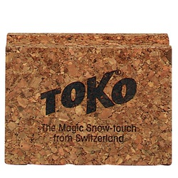 Пробка натуральная TOKO wax cork