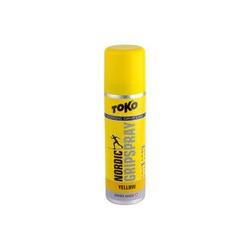 Мазь Toko Grip Line спрей, жёлтая, 0°/-2°С, 70мл.