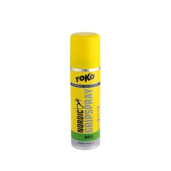 Мазь спрей Toko GripLine (0-30) зелёная база 70мл