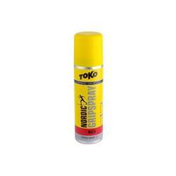 Мазь спрей Toko GripLine (-1-8) красная 70мл