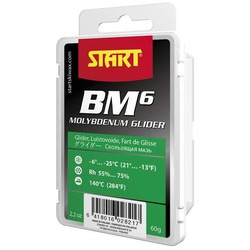 Парафин Start HF BM6 Black Magic (-6-25) green 60г