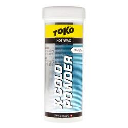 Порошок Toko Nordlite Powder X-cold, белый, -15°С и ниже, 50 гр.