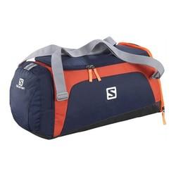 Сумка Salomon Sport Bag S Big 40л оранж/синий