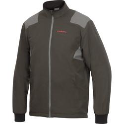 Куртка Craft Performance Run Bodymapped мужская т.зелёный