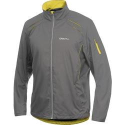 Куртка Craft Performance Run мужская тёмно-серый
