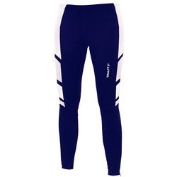 Комбинезон лыжный (Тайтсы) Craft Racing т.синий/белый