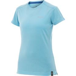 Футболка Craft W Active Run Training женская голубой