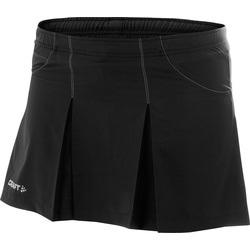 Юбка-шорты женские Craft Active Run чёрный