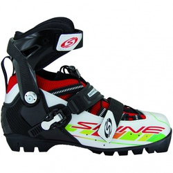 Ботинки лыжероллеров Spine Skiroll Eccentric Skate NNN