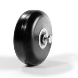 Колесо для л/роллеров (тип Start) конек 80 каучук