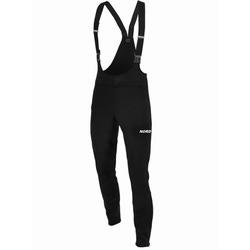 Разминочные штаны-самосбросы на лямках Nord WS чёрный