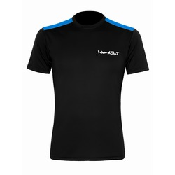 Футболка NordSki Premium Black/Blue