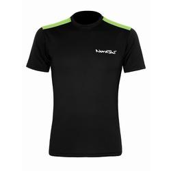 Футболка NordSki Premium Black/Green
