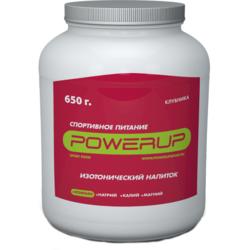 Спортивное питание POWERUP Изотоник 650гр кофеин
